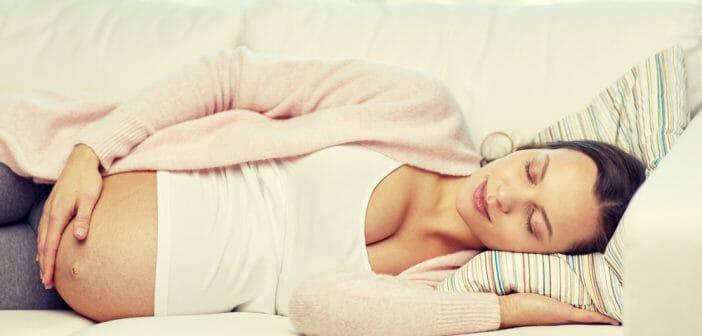 Insomnie pendant la grossesse