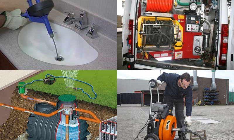 Le meilleur choix pour les services de débouchage canalisations et d'égout