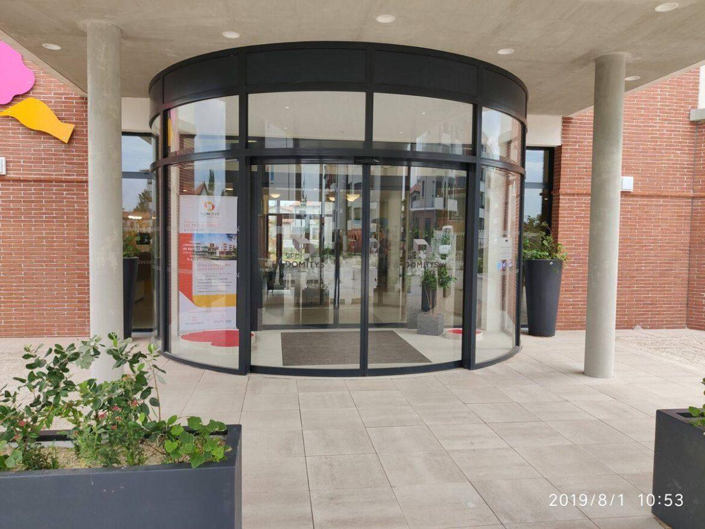 Les portes rondes et circulaires automatiques : un avantage esthétique en plus de la sécurité