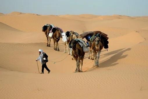 Vivre une aventure nomade en partant pour le désert tunisien